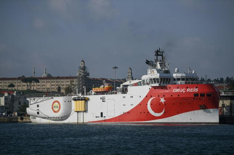 US demands Turkey end 'calculated provocation' of ship