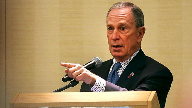 Will Mayor Bloomberg Stop Attacking Democrats in Gun-Control Battle?