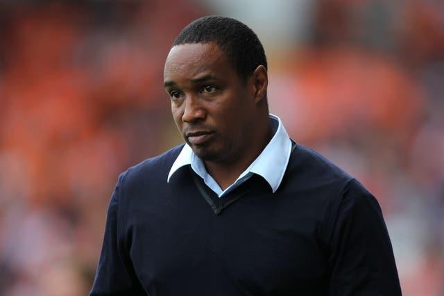 Ince has been heavily involved in the career of his son Tom