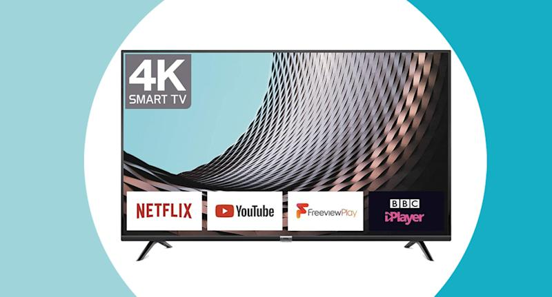 Searching for a new TV? We've found a top-rated smart TV for under £300. (Amazon)
