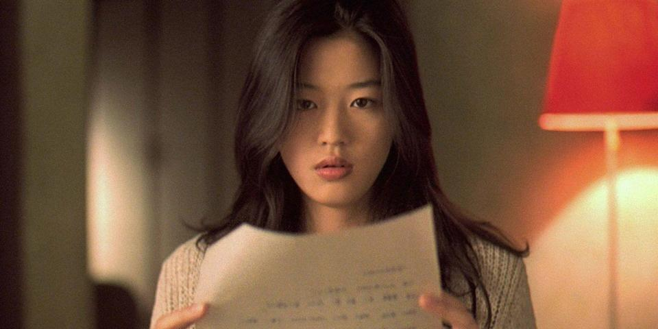 "<p>The previous and current tenants of a house by the sea are somehow pen-palling across time and space via a magic postbox. Sound familiar? That's because this South Korean's love story is the magical realism that inspired its underwhelming American remake, <em>The Lake House</em>. (This is the only version worth seeing.) <a class=""link rapid-noclick-resp"" href=""https://www.amazon.com/Mare-Jun-Ji-hyun/dp/B07BHZMHHJ/?tag=syn-yahoo-20&ascsubtag=%5Bartid%7C10056.g.6498%5Bsrc%7Cyahoo-us"" rel=""nofollow noopener"" target=""_blank"" data-ylk=""slk:Watch Now"">Watch Now</a></p>"