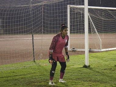 Women are still fighting for equal pay in 21st century, says India goalkeeper Aditi Chauhan