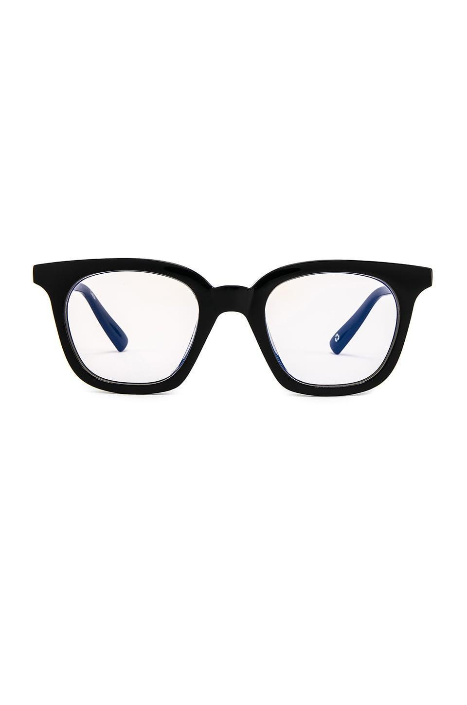 <p>Screen time is up more than ever, and we could all use these <span>The Book Club The Snatcher in Black Tie Blue Light Glasses</span> ($40).</p>