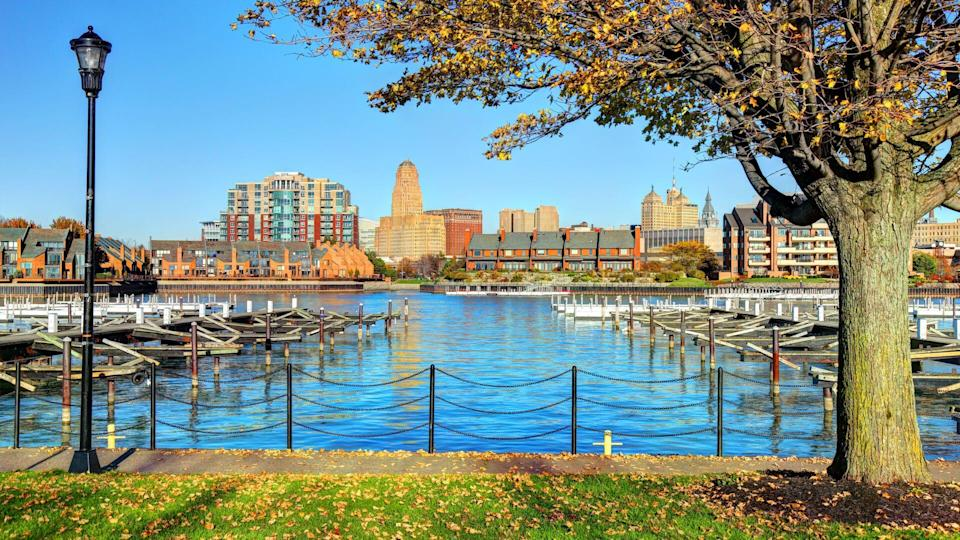 Buffalo is the second largest city in the state of New York and the 81st most populous city in the United States.