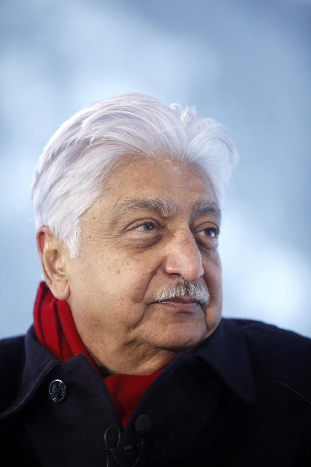 <p>Rank 63. Azim Premji, Total net worth $17.2 billion, year to date added $4.92 billion to his net worth, Industry: Technology </p>