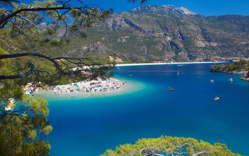 Turkey is one of the best holiday destinations for Britons on a budget - Credit: ALAMY