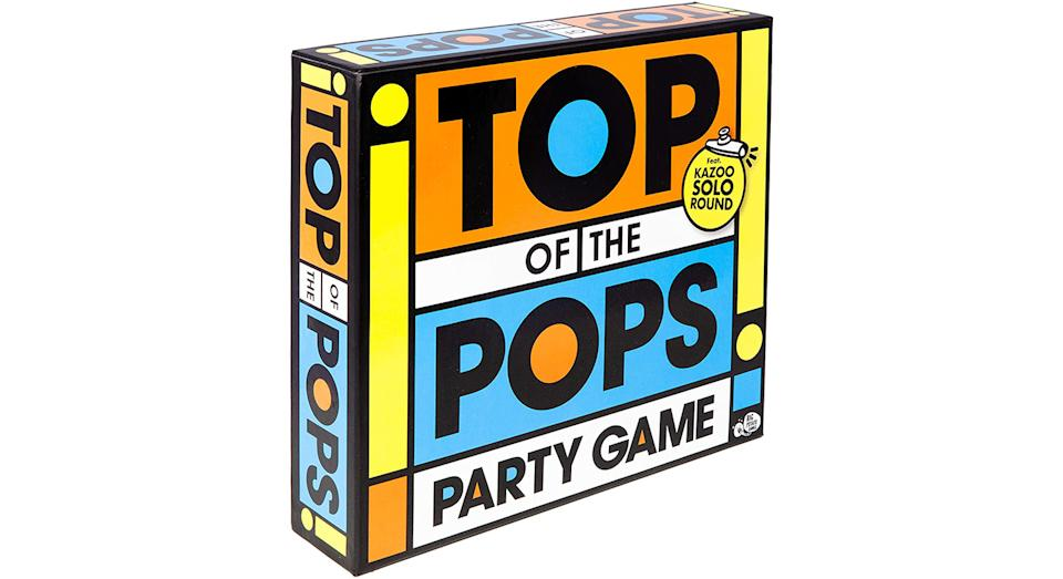 Top of The Pops Party Game