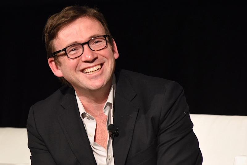 Finding the silver lining: David Nicholls (Photo: Vivien Killilea/Getty Images for PSIFF): Getty Images for PSIFF