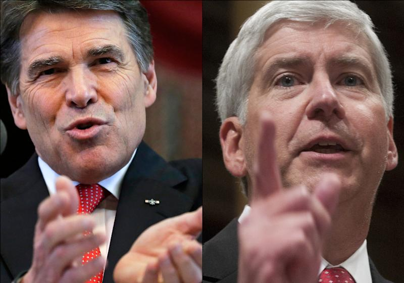 Budget surpluses spur tension in some GOP states