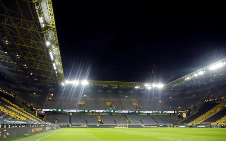 Dortmund lose four million euros ($4.7 million) in matchday revenue for each home game behind closed doors
