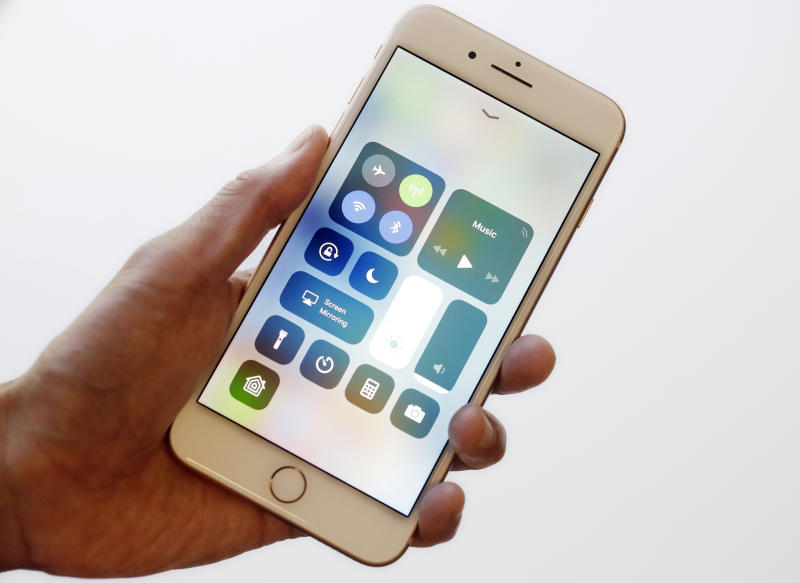4 things to know about Apple's iOS 11 software update