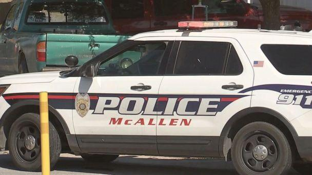 PHOTO: Two McAllen, Texas, police officers were shot and killed responding to a home on Saturday, July 11, 2020. (KRGV)