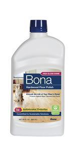 Bona announces an evolution to its Bona® Hardwood Floor Polish and Bona® Hard-Surface Floor Polish. The formula now incorporates an antimicrobial additive to inhibit the growth of bacteria, mold, and mildew. Additionally, the polish extends the life of a floor by providing a protective layer that renews floors by filling in micro-scratches and scuffs, shielding against future wear and traffic, and adding a durable shine.