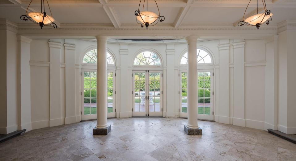 The spacious home was originally built in 1913. (Photo: Berkshire Hathaway HomeServices California Properties)
