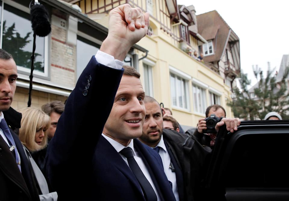 French Presidential Election: Markets and Political Moderates Relieved at First Round Result