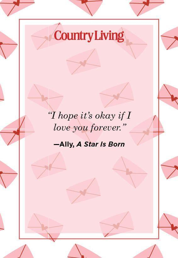 """<p>""""I hope it's okay if I love you forever.""""</p>"""