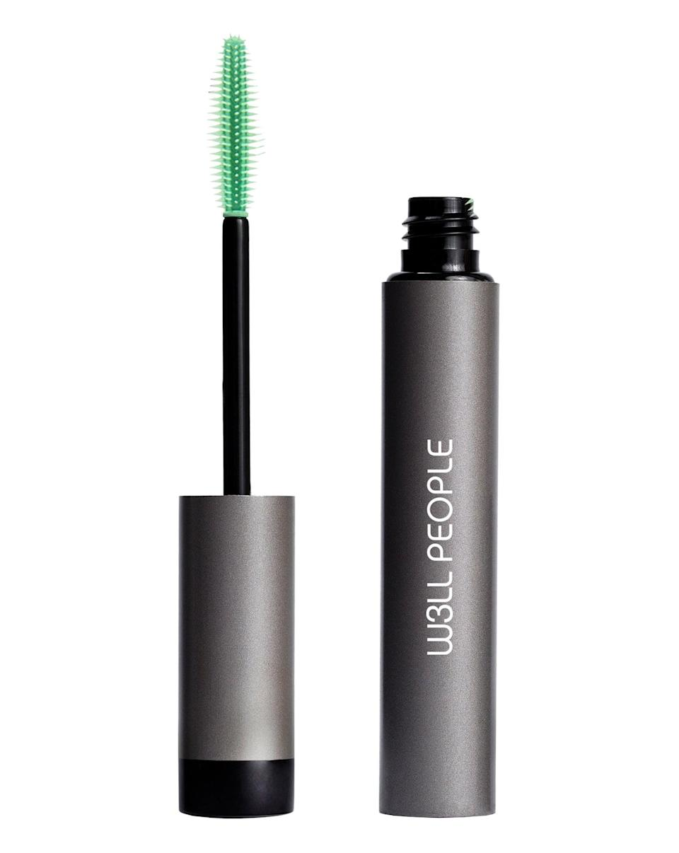 <p>Made with premium and natural ingredients, this <span>W3ll People Expressionist Pro Mascara</span> ($22) is a killer for having lush lashes. </p>