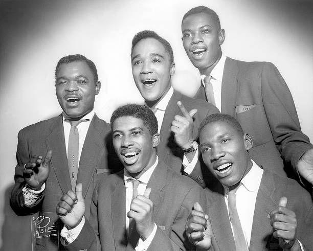 """<p>The Drifters were formed in 1953 and saw a number of changes through the years as vocalists left to purse solo careers. In 1959, <a href=""""https://www.amazon.com/There-Goes-My-Baby/dp/B001J279SY/?tag=syn-yahoo-20&ascsubtag=%5Bartid%7C10063.g.35225069%5Bsrc%7Cyahoo-us"""" rel=""""nofollow noopener"""" target=""""_blank"""" data-ylk=""""slk:""""There Goes My Baby"""""""" class=""""link rapid-noclick-resp"""">""""There Goes My Baby""""</a> soared to the top of the charts with its innovative use of strings and Latin rhythms. """"<a href=""""https://www.amazon.com/Save-Last-Dance-Me/dp/B00124A5Y4/?tag=syn-yahoo-20&ascsubtag=%5Bartid%7C10063.g.35225069%5Bsrc%7Cyahoo-us"""" rel=""""nofollow noopener"""" target=""""_blank"""" data-ylk=""""slk:Save the Last Dance for Me"""" class=""""link rapid-noclick-resp"""">Save the Last Dance for Me</a>"""" also topped the charts the next year.</p>"""