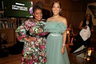 <p>at the HBO and HBO Max Post-Emmys Reception at San Vicente Bungalows in West Hollywood.</p>