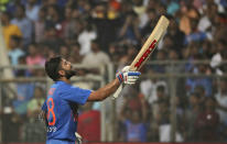 With no century in the World Cup, the Indian skipper didn't have a great tournament as per his standards. Barring that, he was a hit across formats. This was also the year when he registered his highest individual scores in Tests and T20Is. Kohli also became the first Indian to hit a ton in a Day-Night Test match.