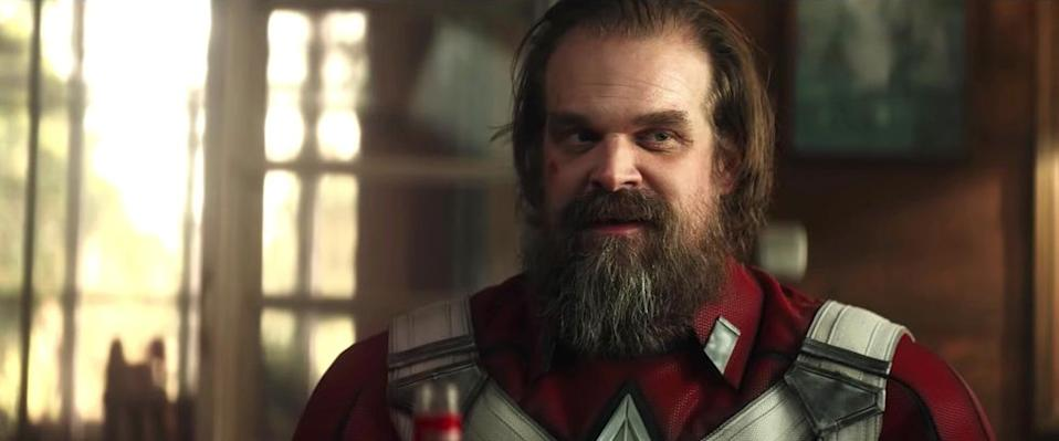 David Harbour as the Red Guardian in Black Widow (Image by Marvel)