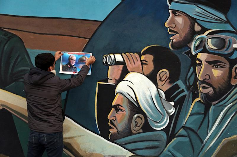 Fear Hits Tehran Over What Might Come Next
