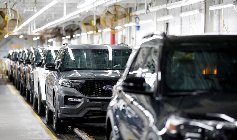 Tight inventories set the stage for U.S. auto industry rebound