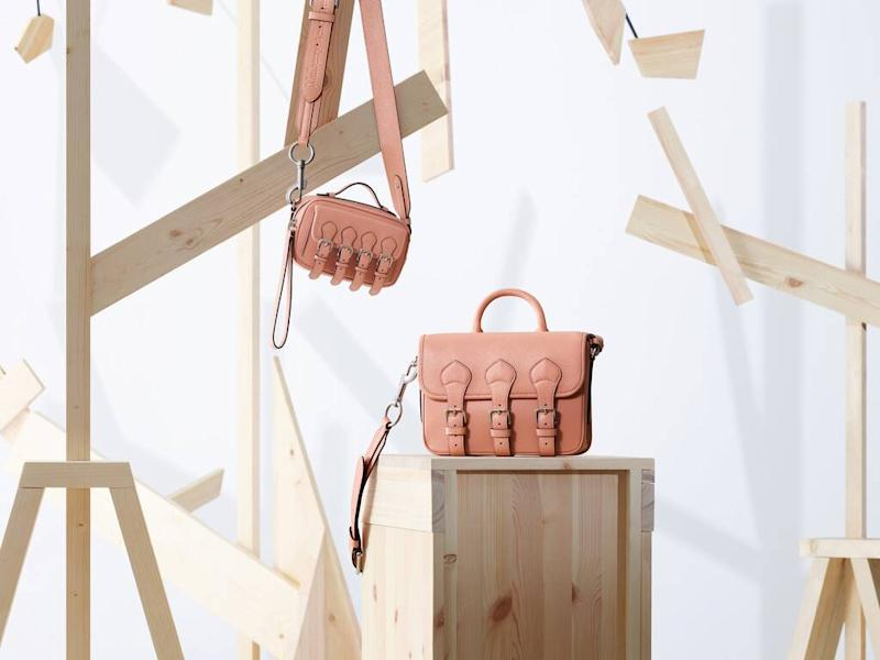 Mulberry teams with Acne Studios on capsule collection