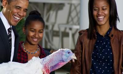 Obama Pardons National Thanksgiving Turkey