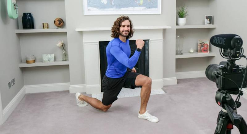 Here is where to order Joe Wicks' Wean In 15 Book. (Getty Images)