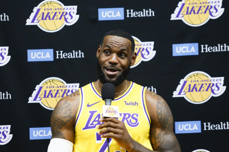 LeBron James, after an injury-riddled season last year, isn't going to see much action this preseason.