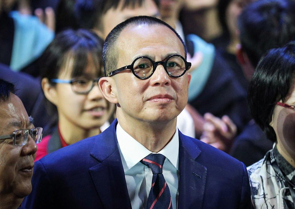 FWD is the insurance arm of Richard Li Tzar-kai's sprawling investment group. Photo: Getty Images