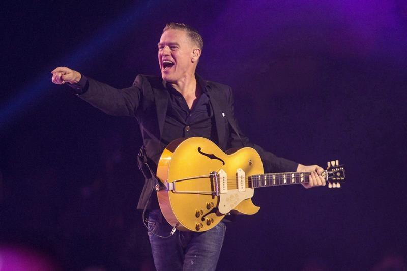 Tories turn to Bryan Adams' songwriter for election campaign theme