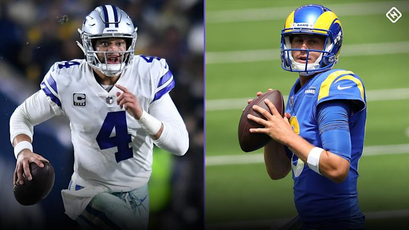 What channel is Cowboys vs. Rams on today? Schedule, time for 'Sunday Night Football' in Week 1