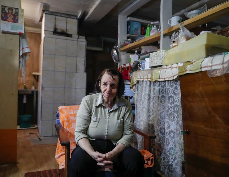 Victim of the Soviet mass political repressions Elizaveta Mikhaylova speaks about her life and parents in Vladimir Region