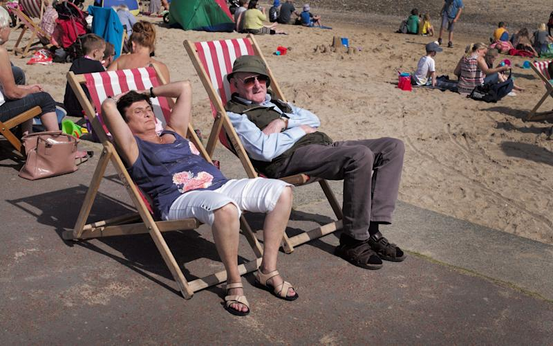 And relax... make the most of your annual leave by planning your time off - 2016 Getty Images