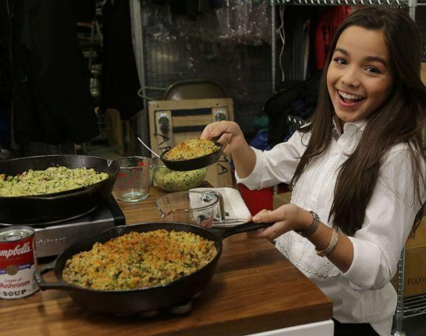PHOTO: Geoffrey Zakarian's daughter is pictured. (ABC)