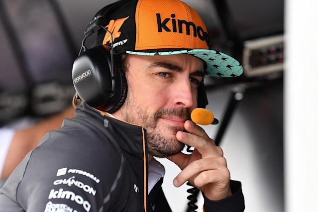 Alonso and McLaren return to Indy 500 in 2019