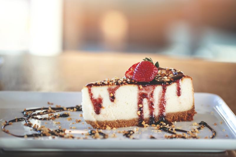 Hey, Cheesecake Factory Wants to Give You 50% Off Cheesecake Today