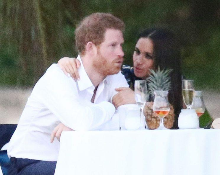 <i>The couple have been spotted getting cosy [Photo: Getty]</i>