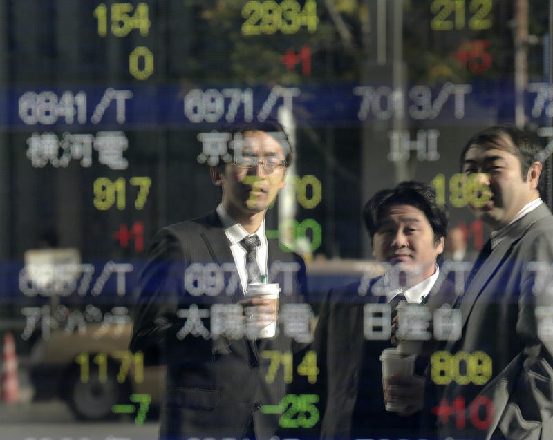 Asia stocks fall as US budget negotiations stall
