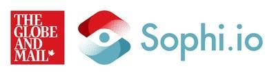 Sophi.io is the artificial intelligence-based automation and prediction engine developed by The Globe and Mail and available to content publishers around the world. (CNW Group/The Globe and Mail Inc.)
