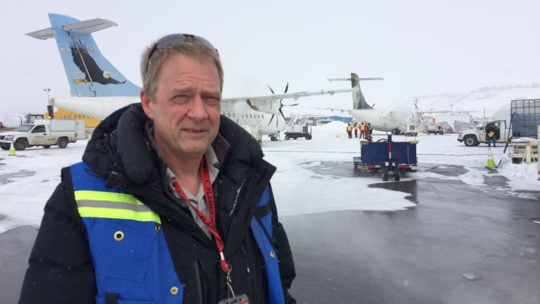 Iqaluit airport's instrument landing system has failed twice in the past week