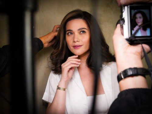 Bea Alonzo is excited to star in her first movie with Alden Richards