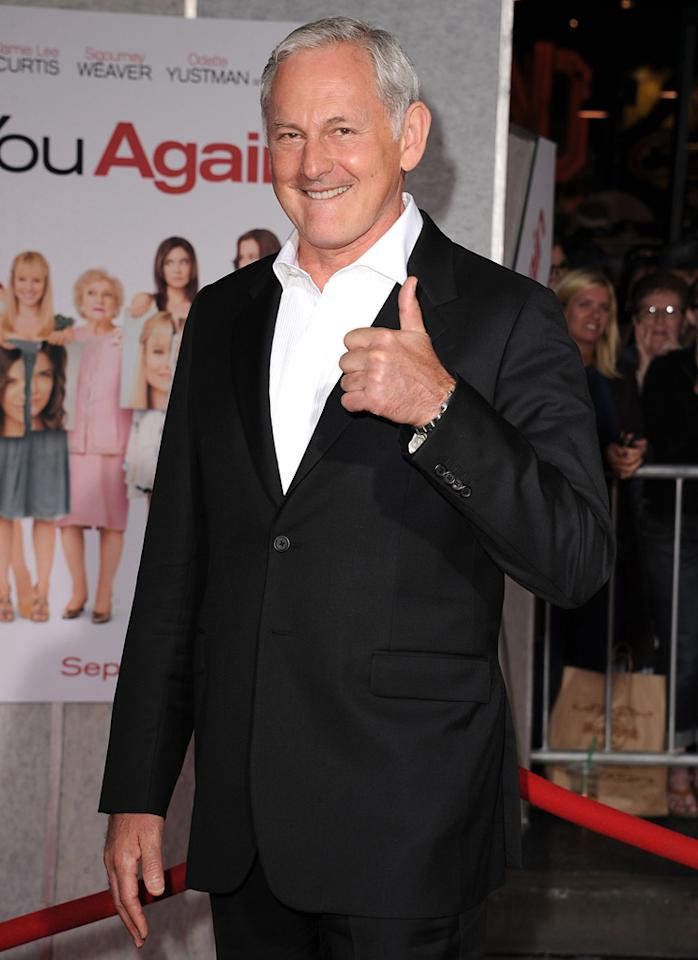"""<a href=""""http://movies.yahoo.com/movie/contributor/1800177836"""">Victor Garber</a> attends the Los Angeles premiere of <a href=""""http://movies.yahoo.com/movie/1810111331/info"""">You Again</a> on September 22, 2010."""