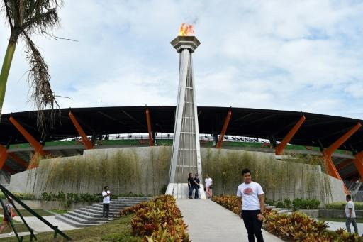 The 56-sport SEA Games has resumed a full programme, after Typhoon Kammuri forced about half of the previous day's events to be rescheduled