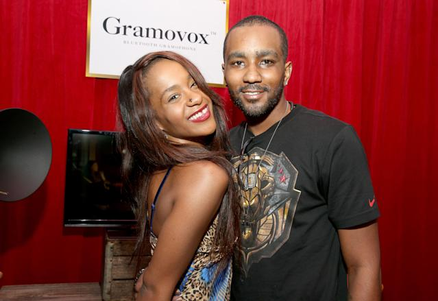 Nick Gordon, the ex partner of Bobbi Kristina Brown, has passed away at the age of 30. (Photo by Imeh Akpanudosen/WireImage)
