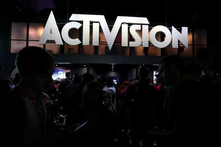 Activision Blizzard reports 15.7 pct rise in adjusted revenue