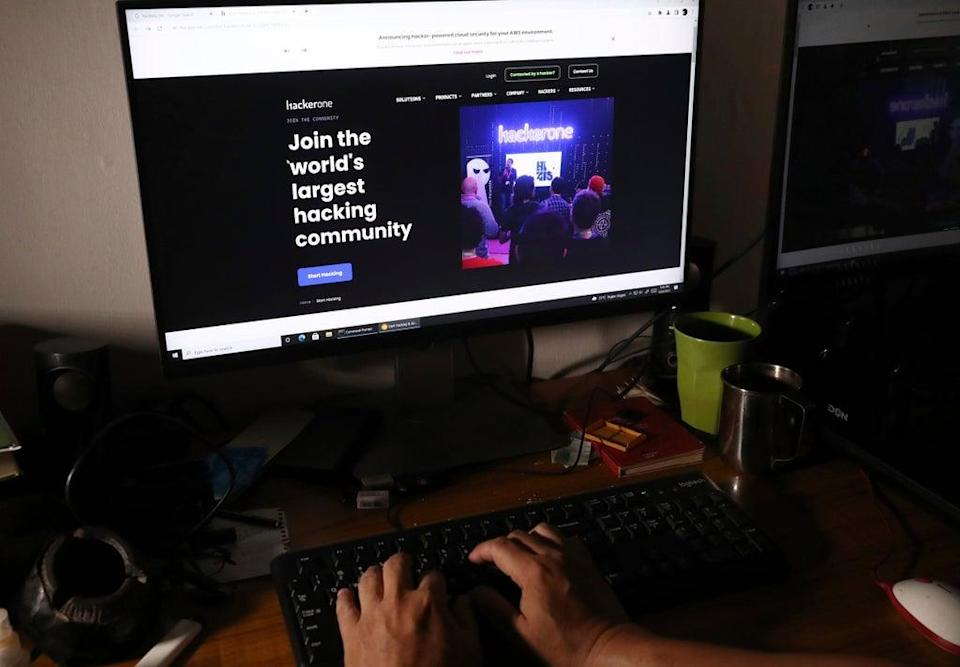 Indonesia China Hacking (Copyright 2021 The Associated Press. All rights reserved.)