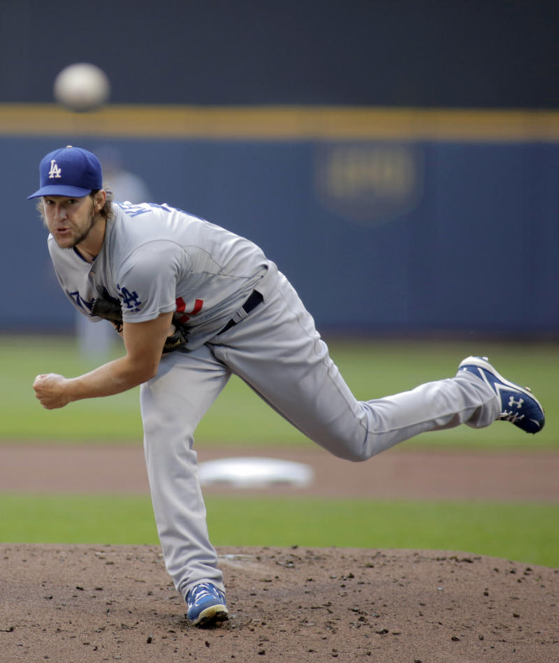 Brewers-Dodgers Preview